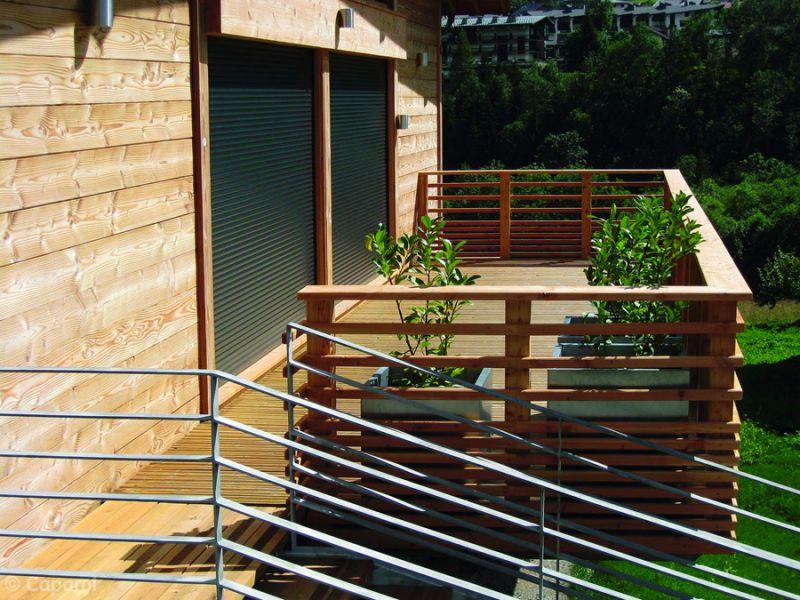 Terrasse: Caparol