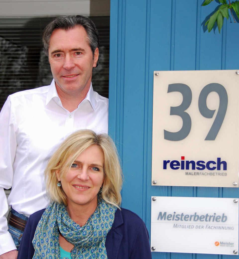 Heike und Mathias Reinsch